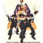 poster cei trei muschetari