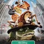 poster film desene animate In jungla - The wild (2006) - Walt Disney Pictures