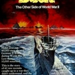 poster film submarinul - das boot