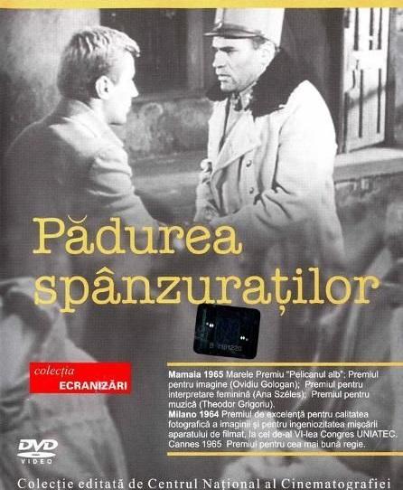 poster Pădurea spânzuraților (1965) 2