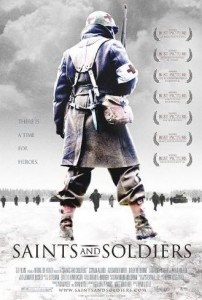 poster Film Sfinti si soldati - Saints And Soldiers