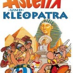 poster desene animate Asterix et Cleopatre - Asterix si Cleopatra 1968
