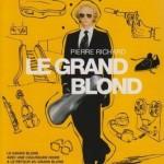 poster film Marele blond cu un pantof negru