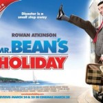 poster film Mr. Bean in vacanta - Mr. Bean's Holiday