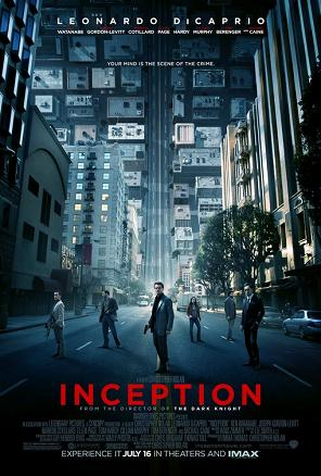 poster film inceputul - inception - 2010