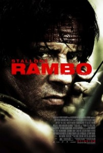 poster film rambo - John Rambo