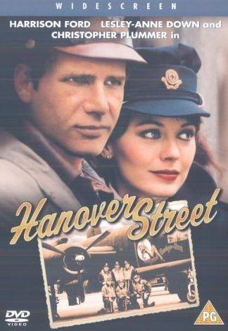 poster film strada hanovra - hanover street 1979