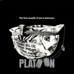 poster Film Plutonul - Platoon