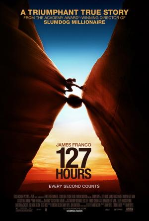 poster film 127 de ore - 127 hours