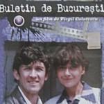 poster film Buletin de Bucureşti - Buletin de Bucureşti 1982