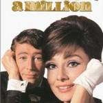 poster film How to Steal a Million - Cum să furi un milion 1966