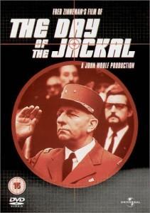 poster film Ziua sacalului - The Day of the Jackal - 1973