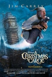poster Desene animate O poveste de craciun - A Christmas Carol 2009 - film online