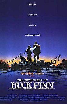 poster Film Aventurile lui Huck Finn - The Adventures of Huck Finn - 1993