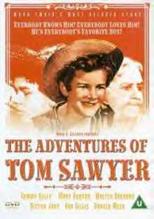 poster Film Aventurile lui Tom Sawyer - The Adventures of Tom Sawyer (1938)