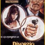 poster Film Divort in stil italian - Divorzio all'italiana