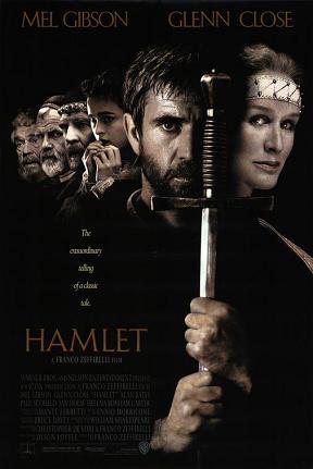 poster film Hamlet - 1990 - film online
