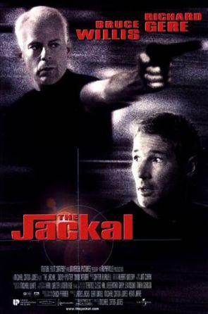 poster film sacalul - The Jackal 1997 - film online