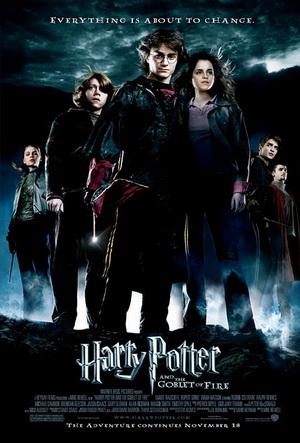 poster film Harry Potter and the Goblet of Fire - 2005 - Harry Potter si Pocalul de foc - film online