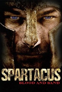 poster film serial Spartacus Blood and Sand - film online
