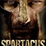 poster film serial Spartacus Blood and Sand