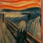 Edvard Munch - Strigatul - 1983