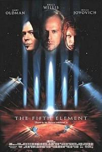poster Film - Al cincilea element (1997 - The Fifth Element
