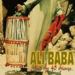 poster Film - Ali Baba si cei 40 de hoţi (1954)