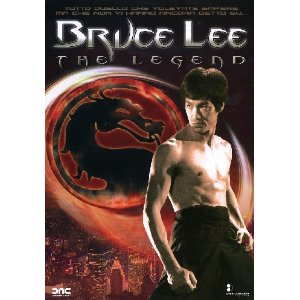 poster Film - Bruce Lee Legenda - Bruce Lee the Legend (1977)