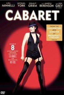 poster Film - Cabaret - Cabaret (1972)