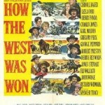 poster Film - Cum a fost cucerit vestul (1962) - How the West Was Won