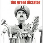 poster Film - Dictatorul - The Great Dictator (1940)
