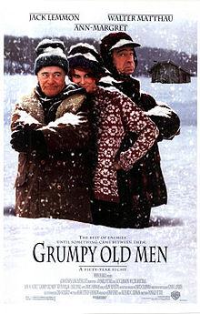 poster Film - Morocanosii (1993) - Grumpy Old Men