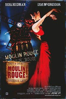 poster Film - Moulin Rouge! - Moulin Rouge! (2001)