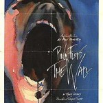 poster Film - Pink Floyd Zidul (1982) - Pink Floyd The Wall