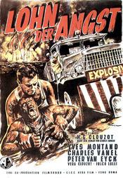 poster Film - Salariul groazei - Le Salaire de la Peur 1953