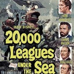 poster film 20000 Leagues Under the Sea - 20000 de leghe sub mări (1954)