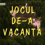 poster jocul de-a vacanta (1998) teatru tv