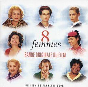 poster Film - 8 Femei (2002) - 8 Femmes