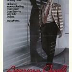 poster Film - American Gigolo - American Gigolo (1980)