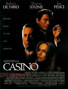 poster Film - Casino - Casino (1995)