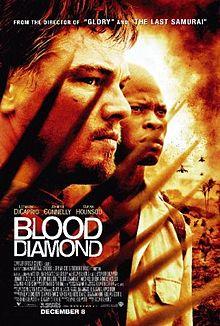 poster Film - Diamantul sângeriu (2006) - Blood Diamond