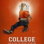 poster Film - Distracţie la colegiu (2008) - College