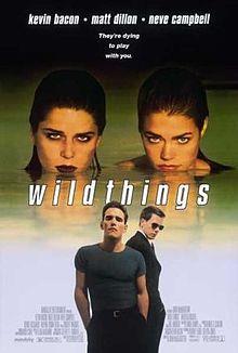 poster Film - Jocuri periculoase - (1998) - Wild Things