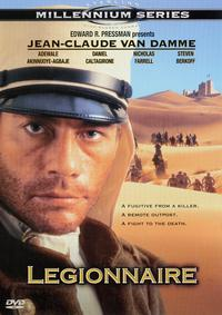 poster Film - Legionarul - Legionnaire (1998)