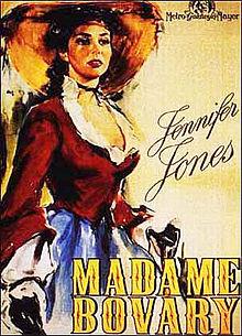 poster Film - Madame Bovary - Madame Bovary (1949)