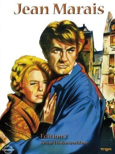poster Film - Misterele Parisului (1962) - Les Mysteres de Paris