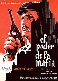 poster Film - Omul mafiei - (1962) - Mafioso