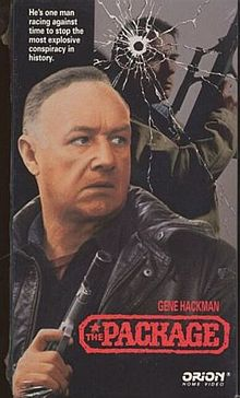 poster Film - Pachetul (1989) - The Package