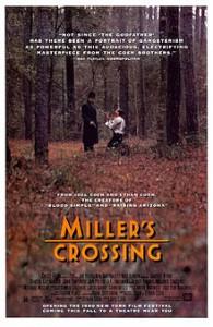 poster Film - Razboi in sanul mafiei (1990) - Miller's Crossing